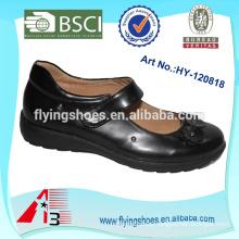 outdoor power velcro school shoes nude school footwear
