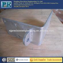 CNC-обработка для гибки и сварки пластин Q235