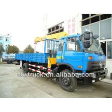DongFeng 153 camión grúa