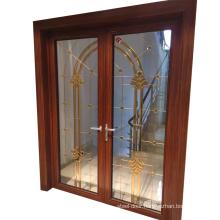 Toughened glass kinglong hardware aluminium doors and windows designs