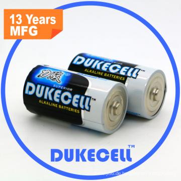 Quecksilberfreie Lr14 C Am2 1,5 V Alkaline Batterie