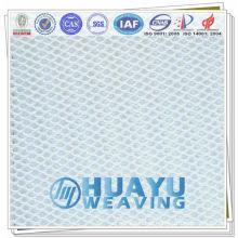 YT-1025, tecido de malha cool, tecido de malha de poliéster ar malha