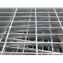 Rejilla de acero antideslizante