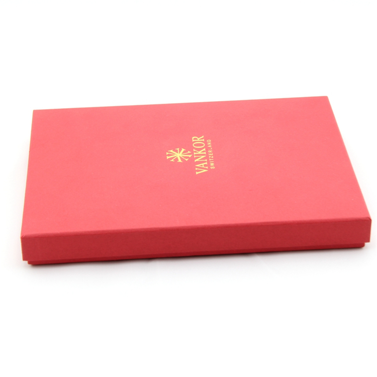 Red Apparel Gift Boxes 4