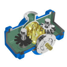 CE-zertifizierter ölfreier Einschrauben-Luftkompressor (110 kW, 10 bar)