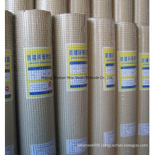 Galvanized Steel Welded Wire Mesh with PVC Coating