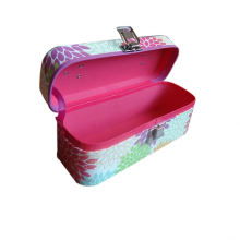 Fancy Cardboard Bath Bomb And Packaging different types gift packaging box With Window