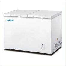 Congelador horizontal horizontal de temperatura única de 350L
