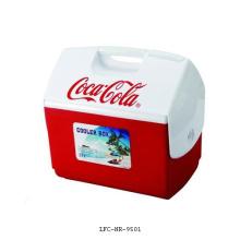 21 litres de pique-nique Mini refroidisseur de voiture / réchauffeur Boîte en plastique de réfrigérateur,