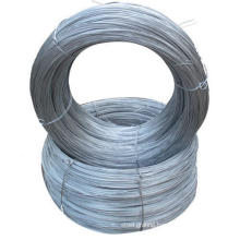 Galvanized Layer Homogeneous Solid Galvanized Wire For Construction