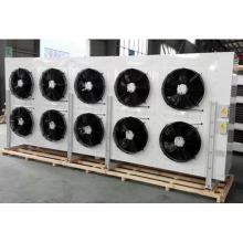 портативный испарительный воздухоохладитель на десять вентиляторов