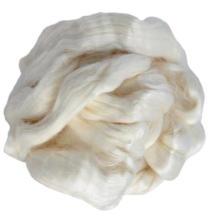 Chine 120nm / 2 fils de soie, fil de soie 100% naturel de Tussah