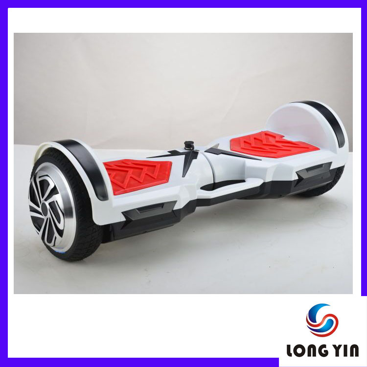 7inch 500w Two Wheel Hoverboard 600g 6