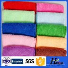 80% poliéster 20% poliamida toalha de banho de microfibra 280GSM