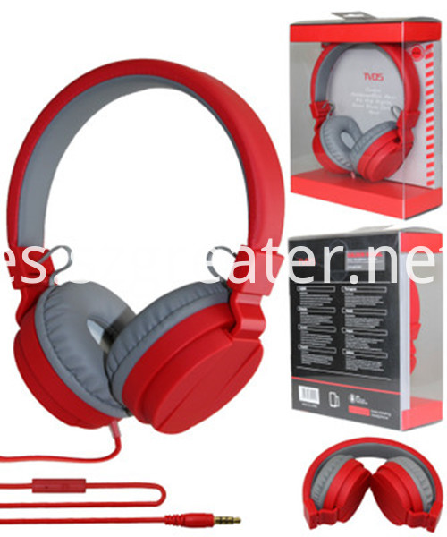 Mp3 Wired Headphone