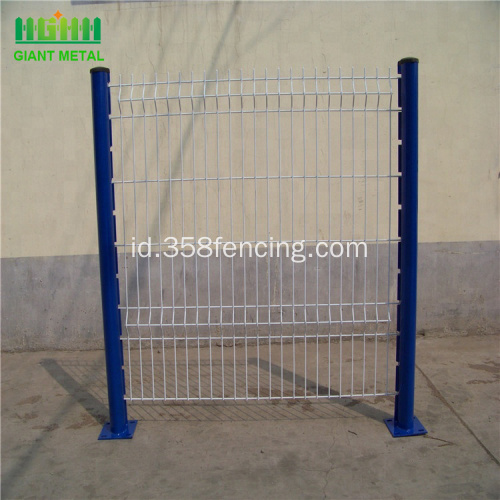 Curvy Bend Dilas Wire Mesh Fence