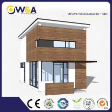 (WAD4002-45S) Chine Structure préfabriquée en acier léger Maison de ville