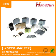 China cheap Customized New Styles ndfeb magnet manufacturer