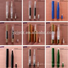 Настройте 4 мл роскошную алюминиевую косметическую ручку для упаковки
