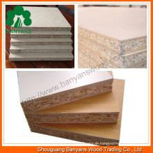 1220 * 2440 * 18mm Qualitäts-Melamin-Spanplatten (BY-012)