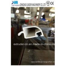 Máquina de extrusão de perfil de vidros de PVC duplo vidro