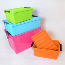 Flat plastic box used under the bed Household Essentials Nested Storage Boxes