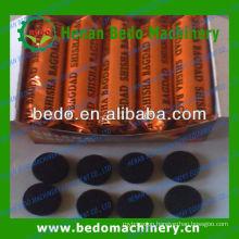 50% energy saving hookah/shisha charcoal briquettes machine/shisha charcoal tablet mchine for sale 008613253417552
