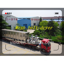 DW Series Mesh-Belt Drying machine for drying vegetable