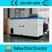 80kva Powered by Yuchai waterproof type electric diesel generator sets