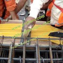 PVC Waterstop para Joint Concrete (vendido para o Paquistão)