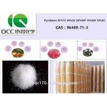 Hot sale Acaricide/Insecticide Pyridaben 95%TC 40%SC 20%WP 10%EW 10%EC 96489-71-3
