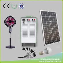 China completa de alta calidad AC DC sistema de paneles solares en Pakistán