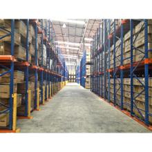 Handels-justierbares Draht-Speicher-Lager-Einfahrregal-Gestell