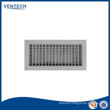 Air ventilation drum diffuser