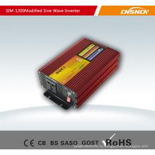 Чистая синусоидальная волна 1200 Вт постоянного тока Инвертор 24 В до 110 В
