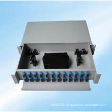 The Pull out Type ODF for 12-96 Ports