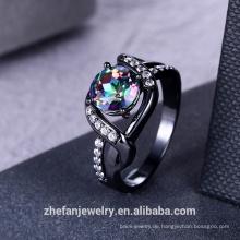 Ehering mit modischem Design in China hergestellt