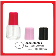 Nail Polish Cap With Bottle