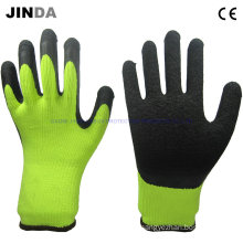 Construction Industrial Safety Working Gloves Latex (LS704)