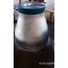 Red Dipped Galvanized Butt Weld Reducer