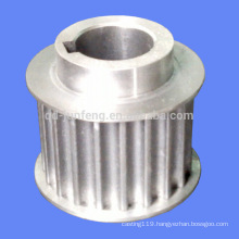 Customized steel belt wheel pulleys