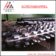 mixing head single screw extruder for granules pe ppr pp pipe making