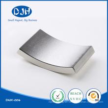 Gesinterter NdFeB-Bogen-Magnet für Permanentmagnet-Generator