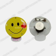 Insignia LED intermitente, Insignia intermitente, Pin LED intermitente