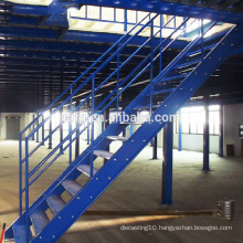 AHA Cold Rolled Steel Cantilever Racks Heavy Duty Storage/Display Shelves