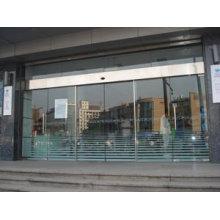 Puerta automática de vidrio sin marco (CE aprobar)