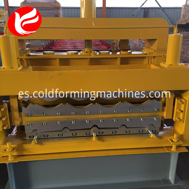 double layer roll forming machine 1
