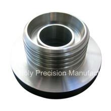 Bearbeitungs-Autoteile Präzision CNC für das Drehen u