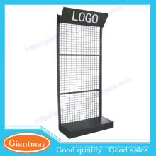 Einseitengitter Metall-Panel Mesh-Display Wand hängenden Zubehör