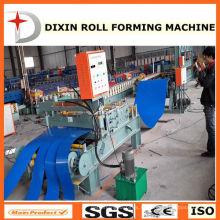 Dixin 2015 новый дизайн стальная Катушка разрезая и Намоточные машины